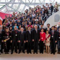 Congrès international de Feng Shui, Bazi et Yi King 2015.